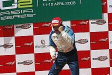 GP2 Asien - Bonanomi siegt, Buemi Vize-Meister: Der Spuk ist zu Ende