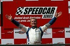 Mehr Motorsport - Meister von hinten: Herbert lacht - auch �ber Alzen