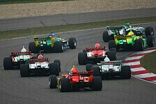 A1GP - Ferrari-Heimspiel: Saisonstart in Mugello