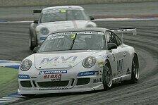 Carrera Cup - Im Schlussspurt: Armindo ergattert Pole Position