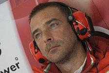 MotoGP - Hayden, Gibernau, Canepa: Ducati will n�chste Woche verk�nden