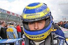 Mehr Motorsport - Ausgefallen, aber trotzdem happy