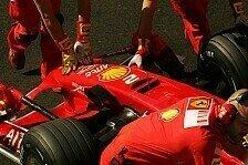 Formel 1 - Ferrari anscheinend doch nicht so besorgt: Das Leck zum Nasenloch
