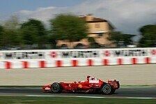 Formel 1 - Das Spektakel wird besser: Massa mag die neuen Regeln