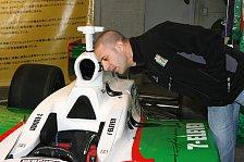 IndyCar - Ein wichtiges Resultat: Kanaan st�rmt zur Pole