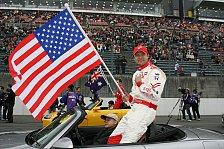 IndyCar - Jede Position z�hlt: Bell schnellster des Tages