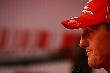 Formel 1 - Das macht keinen Sinn: Ecclestone zu Schumachers Motorradfahrten