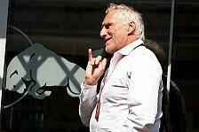 Formel 1 - Formel 1 ist keine Suppenk�che: Mateschitz: Geldsorgen? Dann geht doch!