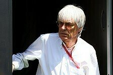 Formel 1 - Business as usual: F�r Ecclestone bleibt alles gleich
