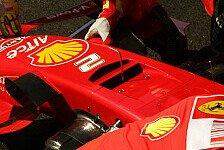 Formel 1 - Nasenbohrer: Tech-Update: Ferrari-Nase