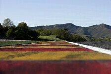 Formel 1 - Mugello: Vorschau auf die Testfahrten