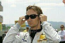 DTM - Formel-1-Expertenaushilfe: Fan-Service - Mathias Lauda vertritt Alex Wurz