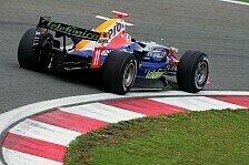 GP2 - Racing Engineering Doppelpack: Villa mit Tagesbestzeit bei Tests