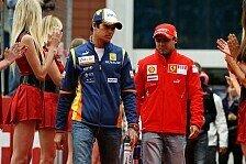 Formel E - Piquet über Massa-Debüt: Politik, der übliche Mist