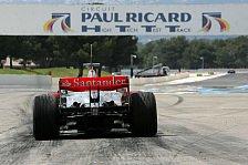 Formel 1 - Das ideale Aush�ngeschild: Prost setzt sich f�r Frankreich GP ein