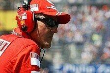 Formel 1 - Nur ein Traum: Schumacher soll Speedcar fahren