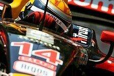 GP2 - Ohne Probleme in die zweite Runde