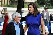 Formel 1 - 70 Millionen pro Jahr von Ex-Frau: Ecclestone: Milliardendeal mit Steuerbeh�rde