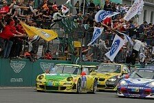 24 h Nürburgring - Video: 24h Nürburgring 2008: Die Highlights des Rennens