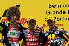 Moto2 - Nur Fu�stapfen bleiben: Kallio: Es wird Simoncelli gegen Bautista
