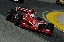 IndyCar - Auf den Stopp verzichtet: Dan Wheldon meldet sich zur�ck