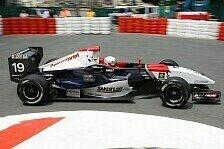 Formula Master - Eine schmerzhafte Strecke