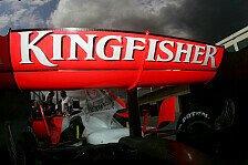 Formel 1 - Flotte steht am Boden: Mallya: Fluglinie vor dem Aus