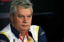 Formel 1 - Der Chefingenieur hat das Wort: Pat Symonds