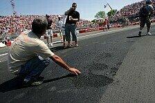 Formel 1 - Die Rillenreifen waren Teil des Problems: Promoter mit neuen Montreal-Asphalt zufrieden