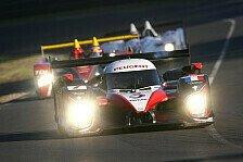 Mehr Motorsport - Audi muss sich strecken: Peugeot gro�er Favorit