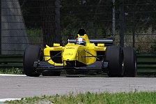 A1GP - Ferrari �berzeugt: Das Auto l�uft