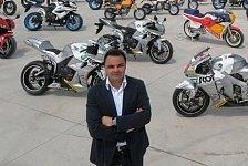 MotoGP - Kommt die Suzuki-Satelliten-Truppe 2011?: Montiron und Schwantz planen MotoGP-Team