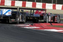 USCC - Audi geschlagen in Reihe eins