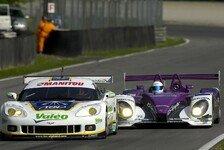 Le Mans Serien - Porsche beim Finale