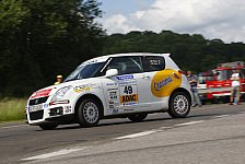 Rallye - 5. Lauf zum Suzuki Rallye Cup