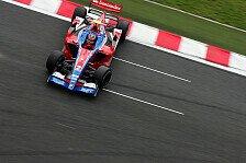 GP2 - Pole mit Knalleffekt : Sennas erste GP2-Pole