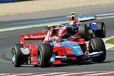 GP2 - Trotzdem ver�rgert: Senna betreibt Schadensbegrenzung