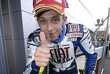 MotoGP - Donington-Spezial: König Valentino VII.