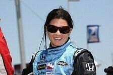 Motorsport - IRL - Danica Patrick in Bildern