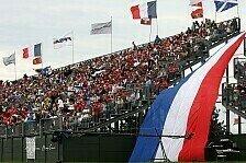 Formel 1 - Vielleicht doch Magny Cours: Paul Ricard wackelt wieder