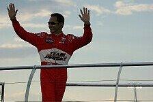 IndyCar - Freispruch: Castroneves wieder im Rennen