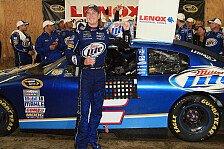 NASCAR - Gl�cksspiel: Kurt Busch gambelt und gewinnt