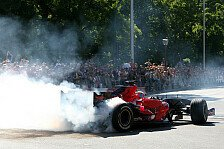 Formel 1 - Harte Schule f�r den Nachwuchs: Toro Rosso: Aufsteiger & Absteiger