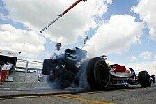 Formel 1 - Gipfeltreffen: Fahrer fordern bessere Reifen