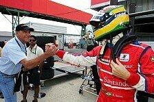 GP2 - Versprechen wahr gemacht!: Bruno Senna
