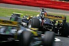 GP2 - Beschwerde �ber die Mitstreiter: Stau im Qualifying