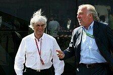 Formel 1 - Teamname aus der Golf-Region: Richards im Mittleren Osten auf Geldsuche