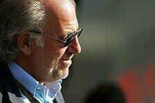 Formel 1 - Das war eine Lehre f�r die Formel 1: Gedankenspiele des David Richards
