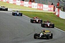 GP2 - Viele Fehler als Resultat: Fahrer �rgern sich �ber die Reifenwahl