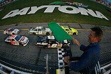 NASCAR - Sieg unter Gelb: Sechster Saisonsieg f�r Kyle Busch